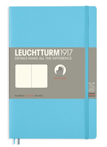 Notizbuch Paperback (B6+), Softcover, Innenteil liniert
