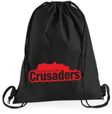Crusaders Turnbeutel
