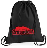 Crusaders Turnbeutel
