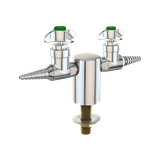 L2800-132SWSA Válvula doble de agua, montada en cubierta