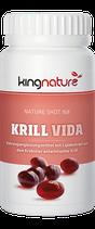 Krill Vida  Omega-3 Krill-Oel Kapseln mit EPA, DHA und Astaxanthin
