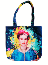 "Frida-Stofftasche ""NIGHT BLUE"""