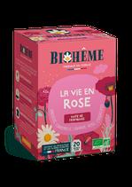 LA VIE EN ROSE – X20 INFUSETTES