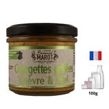 Courgettes au Chèvre & Miel 100g