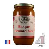 BISQUE AUTHENTIQUE au HOMARD BLEU 780g