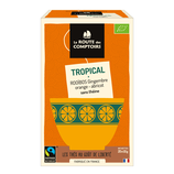 TROPICAL  Rooïbos bio gingembre, orange, abricot x 20 sachets