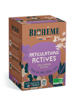 ARTICULATIONS ACTIVES – X20 INFUSETTES