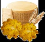 Biscuits coeur de Parmesan