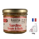 Sardine Tomate & Basilic 100g