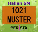 Startnummern farbig IAAF-Format