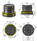 AVS Rotator Doppelflansch ARB 120-2