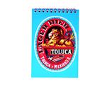 Notizblock Toluca
