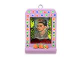 Altar Frida Kahlo -Lila
