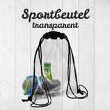 Sportbeutel transparent
