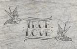 Plotterdatei 'True Love'