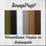 SnapPap Papier in Lederoptik A4 (21x30cm)