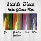 STAHLS CAD-CUT Disco Flexfolie ca. DIN A4 (20x30cm)