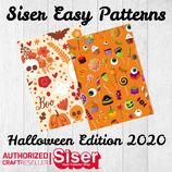 SISER EasyPatterns® Halloween Design Flexfolie 50x30cm