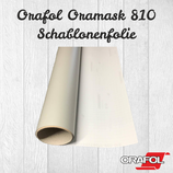 Oramask 810 Schablonenfolie 30x60cm