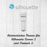 Silhouette Automatikmesser für Cameo 3 und Portrait 2