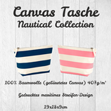 Canvastasche Nautical Collection