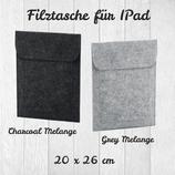 Filztasche für IPad