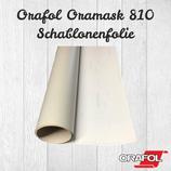 Oramask 810 Schablonenfolie 10x60cm Meterware