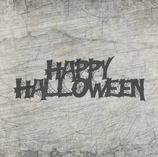 Plotterfreebie 'Happy Halloween''