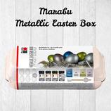 Marabu Metallic Easter Box
