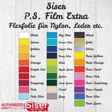 Flexfolie Siser P.S. Film Extra ca. DIN A4 (20x30 cm)