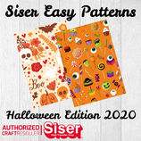 SISER EasyPatterns® Halloween Design Flexfolie 21x30cm