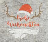 Plotterdatei 'Frohe Weihnachten'