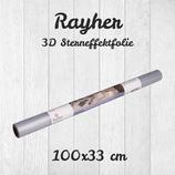3D Sterneffektfolie von RAYHER HOBBY 33x100cm Rolle