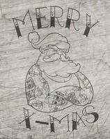 Plotterdatei 'Merry Christmas'
