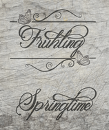 Plotterdatei 'Frühling'