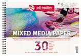 BLOC MIXED MEDIA ART CREATION