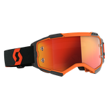 Scott Fury Orange Black