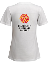 Charli and the Chocolate Factory Production T-shirt Adult Sizes