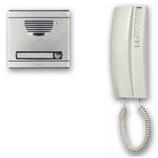 375016 KIT A6 CON PLACA Y TELÉFONO Serie 7