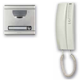 375012 KIT A2 CON PLACA Y TELÉFONO Serie 7