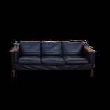 Canapé en cuir