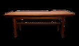 Table Up & down avec étagère