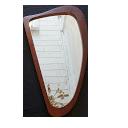 Miroir forme harpe