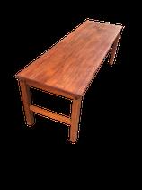 Table basse étroite