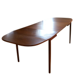 Table de salle à manger avec rallonges