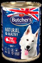 Butcher's scatolette  400 gr PATE'