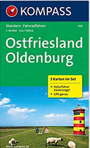 "Kompass-Karte ""Ostfriesland-Oldenburg"""
