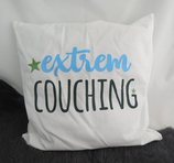 "Kissen ""extrem Couching"""