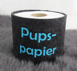 Pupspapier blau (KR)