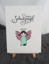 Engel Mädchen mint